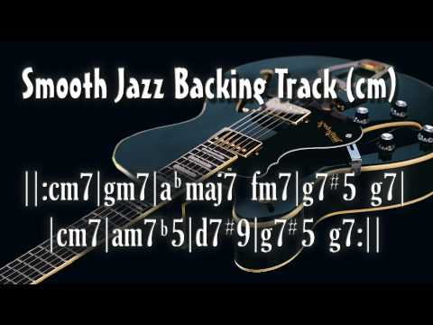 Smooth Jazz Backing Track (cm)