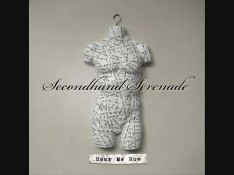 Tekst piosenki Secondhand Serenade - Nightmares po polsku