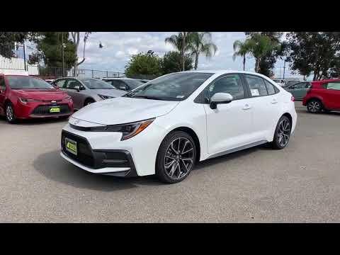 2020 Toyota Corolla Pasadena, Arcadia, Monrovia, Los Angeles, Alhambra, CA T20021