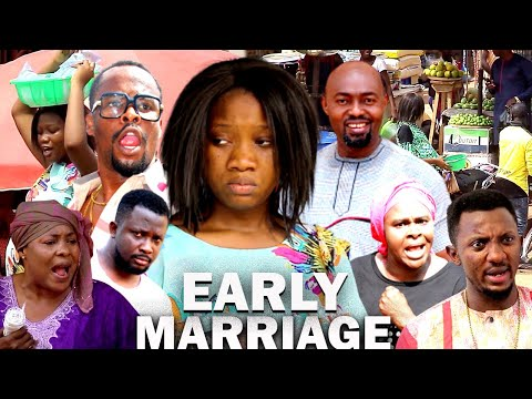 EARLY MARRIAGE (NEW CHINENYE NNEBE MOVIE) ZUBBY MICHEAL - 2021 LATEST NIGERIAN MOVIE/ NOLLYWOOD