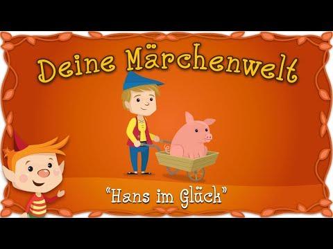 Hans im Glück - Märchen und Geschichten für Kinder | Brüder Grimm | Deine Märchenwelt