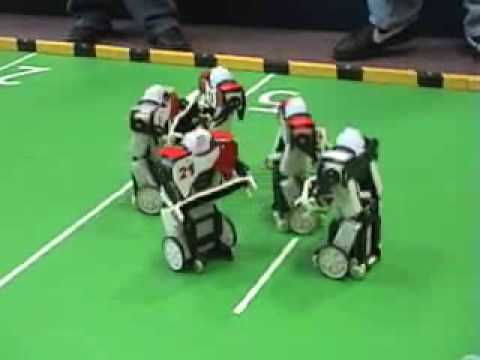 Robot Football Superbowl 1, 2008