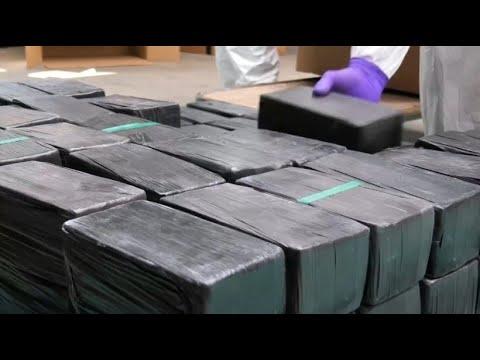 Niederlande: Polizei beschlagnahmt 2,5 Tonnen Crystal M ...