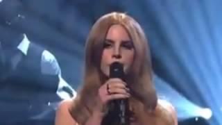 Lana Del Rey - Video Games Live  SNL