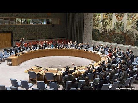 Το ΣΑ του ΟΗΕ υιοθέτησε ομόφωνα το ψήφισμα που κατέθεσε η Γαλλία