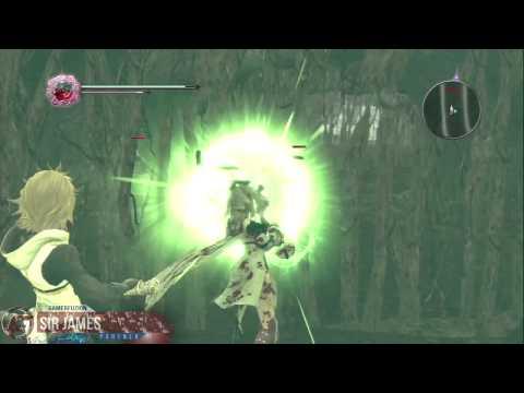 Drakengard 3 Walkthrough Part 14 Chapter 3 : Verse 1 (видео)