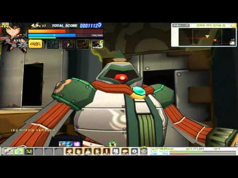 ElswordKR 2-x Hell Veteran Commander