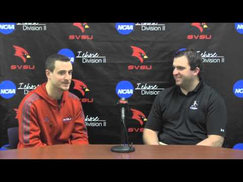 SVSU Women's Basketball Weekly Update - February 20, 2014