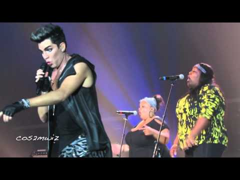Video ADAM LAMBERT - Never Close Our Eyes - Fantasy Springs, July 21, 2012 download in MP3, 3GP, MP4, WEBM, AVI, FLV January 2017