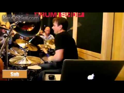 Best Drum Lesson | Gavin Harrison Linear Triplet Fill