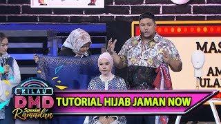 Video Wow Igun Memberikan Tutorial Hijab Jaman Now - Kilau DMD (21/5) MP3, 3GP, MP4, WEBM, AVI, FLV Juni 2018