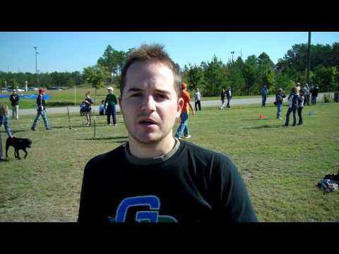 Bobcat Cross Country Post-Race Rich Dobson - 10/22/11