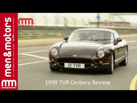 1999 TVR Cerbera Review