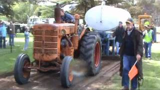 Lancefield Australia  city photos gallery : The 2011 Lancefield Vintage Tractor Pull