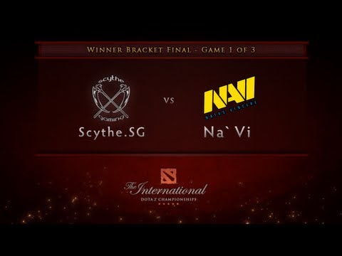 Scythe.SG - Scythe.SG vs NaVi The International Winner Bracket Final Game 1 between Scythe.SG and NaVi. Go to Dota2.com for full Gamescom schedule and results.