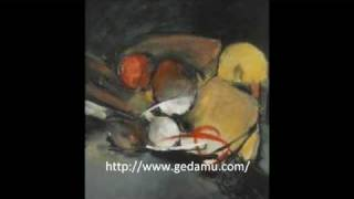 Ethiopian Painting: Yohannes Gedamu 1947-2010