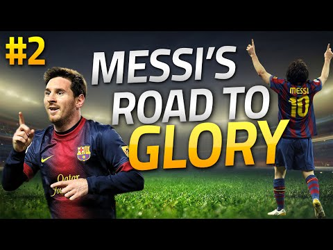 THRILLER - This is episode 2 of my Messi's Road To Glory, so hopefully you enjoy this video and if you do please leave a Like, thanks. MSP/PSN Codes and Games https://www.g2a.com/r/rig 3% off = RIG3 Custom...