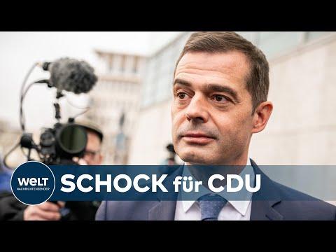 Thüringen:CDU stürzt nach Umfrage ab - Rot-Rot-Grün w ...