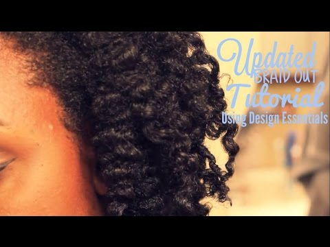 updated - This is an updated braid out tutorial using the new Design Essentials Product line for natural hair. C O N T A C T iknowlee@gmail.com F O L L O W M E instagram | @iknowleee www.iknowlee.blogspot...