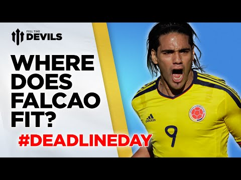 Where - As the dust settles on the incredible news that Falcao has joined Manchester United, we start to wonder on where he will play and who needs to drop to the bench. Predict LVG's best 11. Subscribe,...