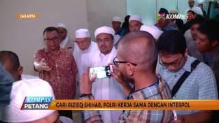 Video Cari Rizieq Shihab, Polri Kerja Sama dengan Interpol MP3, 3GP, MP4, WEBM, AVI, FLV Desember 2017