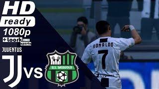 Video Juventus vs Sassuolo   Resumen  Highlights   Seria A 2018/19 MP3, 3GP, MP4, WEBM, AVI, FLV September 2018