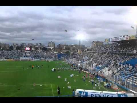 Recibimiento Atlético Tucuman 3-0 Rafaela - La Inimitable - Atlético Tucumán