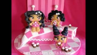 Kawaii cake and cupcakes- Le Cupcakes della Marina