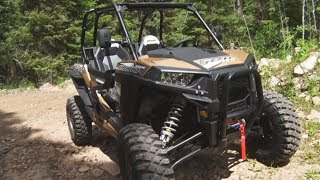 9. Polaris RZR XP 1000 EPS Review