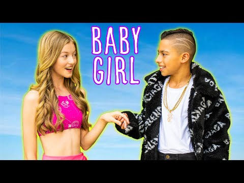 Ferran - Baby Girl (Official Music Video)   The Royalty Family