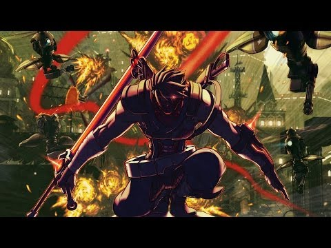strider xbox one walkthrough