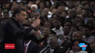 VIDEO: 'Homophobic' sermon at Grace Bible Church