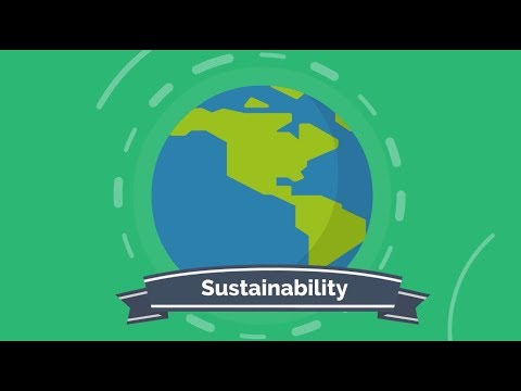 What is Sustainability? 🌎🌍🌏