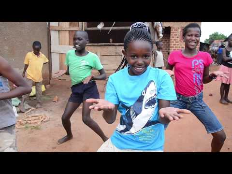 Enjala By Sheebah Dance Cover By Galaxy African Kids New Ugandan Music 2017