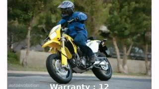 1. 2009 Suzuki DR-Z 400SM Base - Features and Review