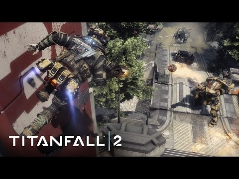 Titanfall 2 : vidéo des tests techniques multijoueur
