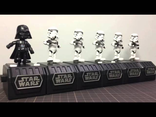 star wars -  imperial march by toys