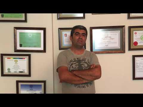 Selahattin Akbulut - Boyun Fıtığı Hastası - Prof. Dr. Orhan Şen