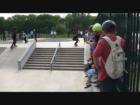 ADIO DEMO and Detroit City Skate demo Westland Michigan