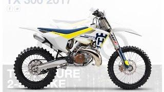 9. Husqvarna 2017 TX 300, FX 350, FX 450   New Bikes! - Episode 119