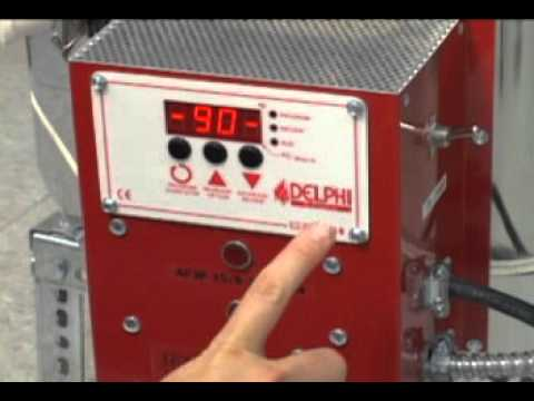 How to Program the Delphi EZ-Pro Kiln Controller | Delphi Glass