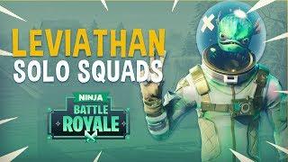 Leviathan Solo Squads! - Fortnite Battle Royale Gameplay - Ninja