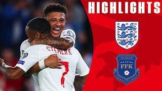 Video England 5-3 Kosovo | Sancho Bags First International Brace! | Euro 2020 Qualifiers | England MP3, 3GP, MP4, WEBM, AVI, FLV September 2019