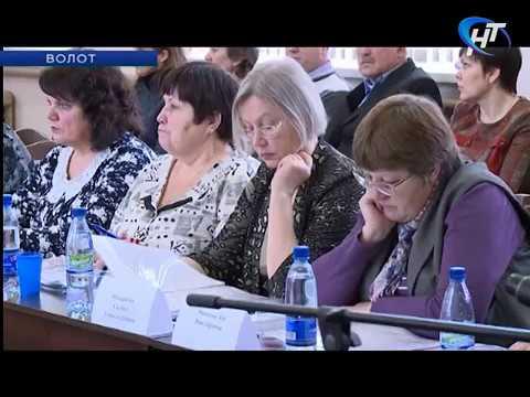 Стали окончательно известны кандидаты на должность главы Волотовского района
