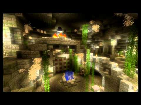 Ruins Of The Dead Minecraft Map