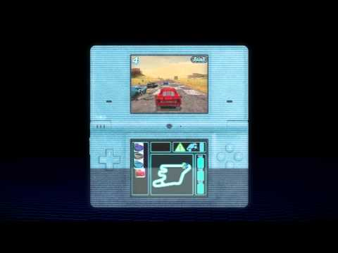 cars 2 nintendo ds video
