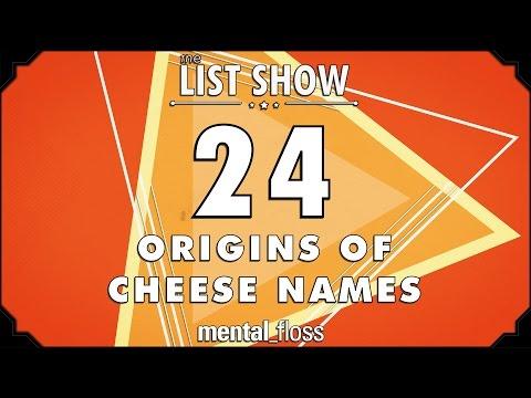 24 Origins of Cheese Names