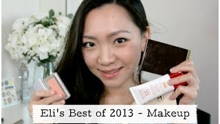 Eli's Best Of 2013 - Makeup♥ 2013年最愛的化妝品
