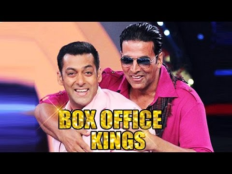 Salman Khan & Akshay Kumar Are Box Office KINGS For 2016