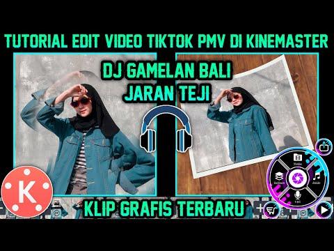 Tutorial Edit Foto Jadi Video PMV Lagu Dj Gamelan Bali Di Kinemaster